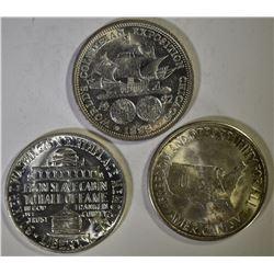 1892 COLUMBIAN 50c BU, 1946 BTW 50c