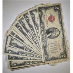 20-CIRC $2.00 RED SEAL NOTES: