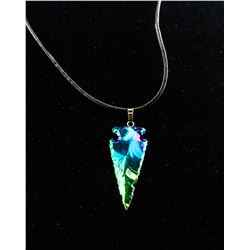 Rainbow Metal Pendant RV $120