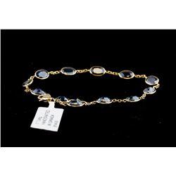 12.30ct  Natural Sapphire Bracelet CRV $ 2860