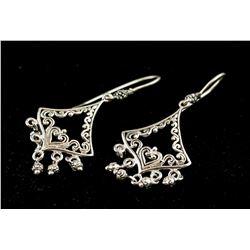 Sterling Silver Earrings RV $200