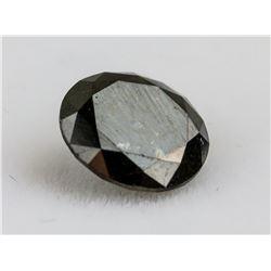 1.5 ct Genuine Black Diamond RV $600