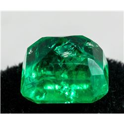 13.15ct Natural Emerald with Certificate
