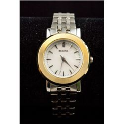 Bulova Water Resistant Watch RV $525