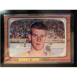 1966-67 Topps Bobby Orr Rookie  Reprint #35