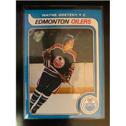 1979-80 O-Pee-Chee Wayne Gretzky Rookie Reprint #18