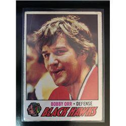 1977-78 O-Pee-chee Bobby Orr #251