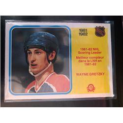 1982-83 O-Pee-Chee Wayne Gretzky #243 NHL Scoring