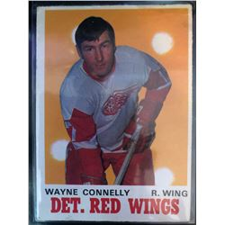 1970-71 O-Pee-Chee Wayne Connelly #159