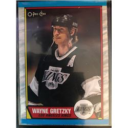 1989-90 O-Pee-Chee Wayne Gretzky #156