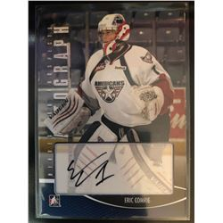 2012-13 In The Game Eric Comrie Heroes and Prospects