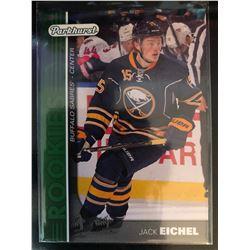 2015-16 Parkhurst Rookies Jack Eichel #PR-2