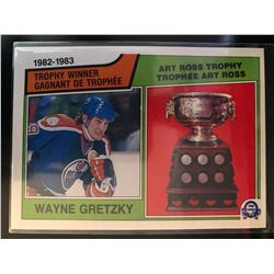 1983-84 O-Pee-Chee Wayne Gretzky #204 Art Ross