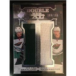 2017-18 SPX Double XL Dous Mikael Granlund,Nino and