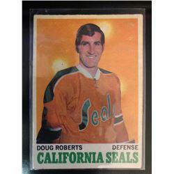 1970-71 O-Pee-Chee Doug Roberts #71 California Seals