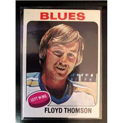 1975-76 Topps Floyd Thompson #149