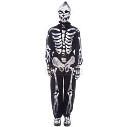 Goosebumps 2: Haunted Halloween - Sam's (Caleel Harris) Skeleton Halloween Outfit - 1211