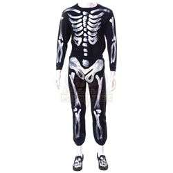 Goosebumps 2: Haunted Halloween - Sam's Stunt Skeleton Costume - 1212