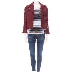 Goosebumps 2: Haunted Halloween - Sarah's (Madison Iseman) Outfit - 1225
