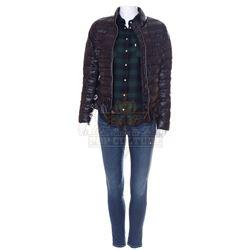 Goosebumps 2: Haunted Halloween - Sarah's (Madison Iseman) Outfit - 1228