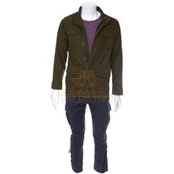 Goosebumps 2: Haunted Halloween - Tommy Madigan's (Peyton Wich) Outfit - 1239