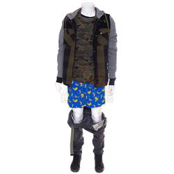 Goosebumps 2: Haunted Halloween - Tommy Madigan's Stunt Outfit - 1242