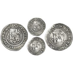 Lima, Peru, 2 reales, Philip II, assayer R (Rincon) to left, motto PL-VSV-LT, legends HISPA / RVM, G