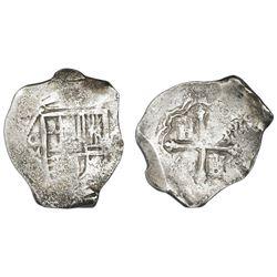 Mexico City, Mexico, cob 8 reales, (16)39(P).