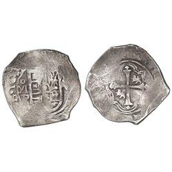 Mexico City, Mexico, cob 4 reales, 1639P, rare, ex-Rudman.