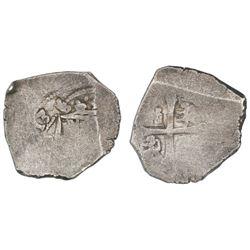 Mexico City, Mexico, cob 4 reales, (17)13(J), ex-Holzworth.