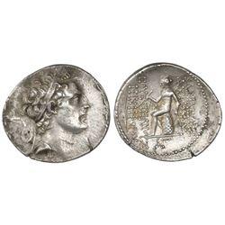 Seleukid Kings, AR tetradrachm, Antiochus IV Epiphanes, 174-164 BC, ex-Bir.