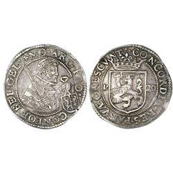 Gelderland, United Netherlands, rijksdaalder, 1620.