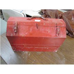 TOOL BOX (W/MISC. TOOLS) *HEAVY DUTY*