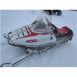 SNOWMOBILE (POLARIS 400 INDY) *1990S*