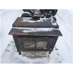 STOVE (WOOD BURNING)