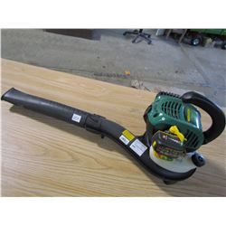 WEED EATER (GAS BLOWER ) *FB25*