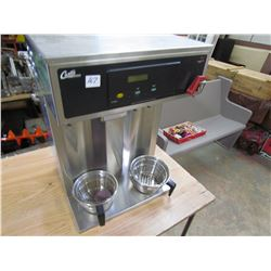 COMMERCIAL COFFEE MAKER (CURTIS CONCOURSE) DOUBLE BURNER