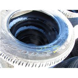 4 TIRES (275-60R-20, BF GOODYEAR)