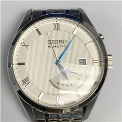 9) SEIKO KINETIC WATCH