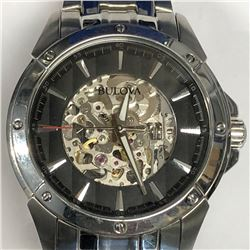 13) BULOVA AUTOMATIC WATCH