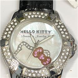 20) SIMMONS JEWELRY CO HELLO KITTY WATCH