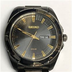 24) SEIKO SOLAR WATCH
