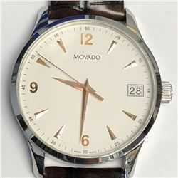 28) MOVADO SWISS MADE WATCH