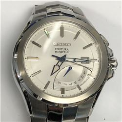30) SEIKO COUTURA KINETIC WATCH