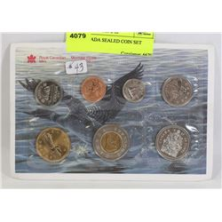 1997 CANADA SEALED COIN SET