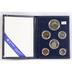 1983 CANADA SPECIMEN COIN SET