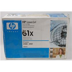 HP LASER JET PRINT CARTRIDGE 61X