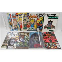 LOT OF ASSORTED COMICS.