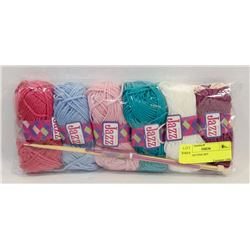 JAZZ KNITTING SET