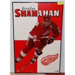 BRENDAN SHANNAHAN FRAMED PICTURE